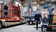 """Machinebouwer Van Landuyt vestigt zich in industriezone Wijnveld: """"Uitgroeien tot Europese speler in nichemarkt van machinebouw"""""""