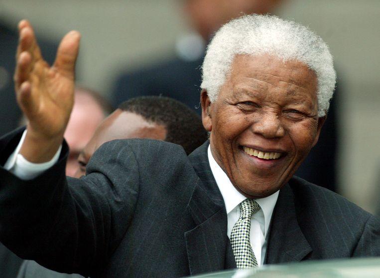 Toch geen veiling voor de gevangeniscel van Mandela, waarin hij 18 jaar opgesloten zat.