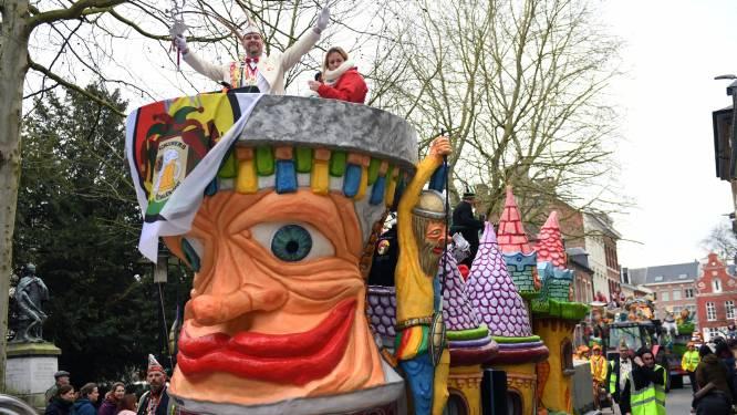 Geen carnavalskermis of Prinsenstoet in Leuven