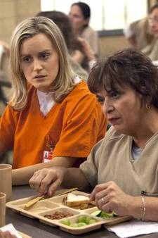 Gijzelnemer zet beelden Netflixserie Orange Is The New Black online
