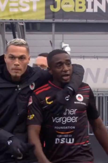 Victime d'insultes racistes, un joueur de D2 néerlandaise quitte la pelouse