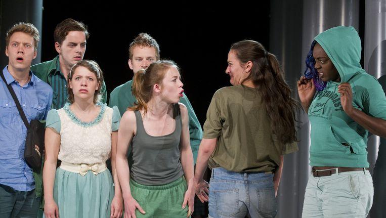 De vooropleiding is bedoeld voor acteurs in spe van tussen de 16 en 23 jaar Beeld Ben van Duin