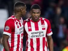 Denzel Dumfries heeft het 'onwijs naar zijn zin' bij PSV