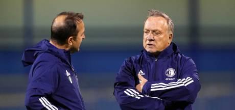Advocaat tevreden met een punt tegen Dinamo Zagreb? 'Op voorhand is dat niet verkeerd'