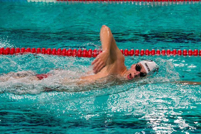 Pepijn Smits richt zich op het kwalificatietoernooi in Rotterdam vanaf 3 december.