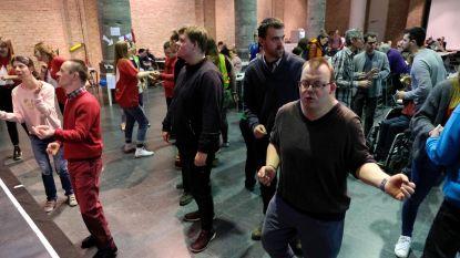 Gatz komt met subsidiebelofte naar Kunstproeven