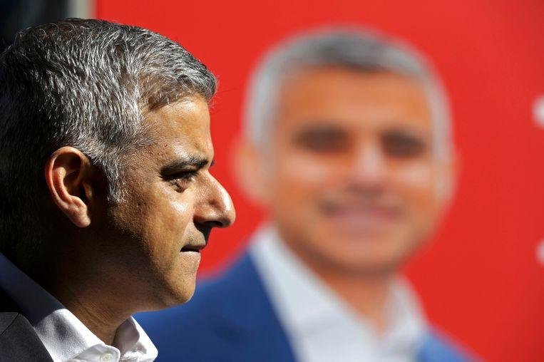 De burgemeester van Londen. Beeld reuters