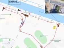 Werken aan Blaarmeersen gaan nieuwe fase in, toegangswegen afgesloten