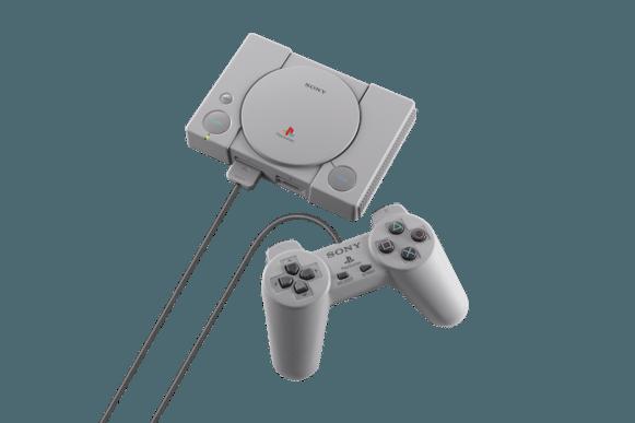 De PlayStation Classic.