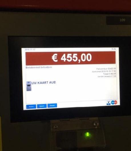 Debby moet 455 euro betalen door fout in parkeergarage MST: 'Ik moet hun probleem oplossen'