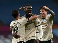 LIVE | United loopt verder uit tegen Villa, De Vrij op achterstand