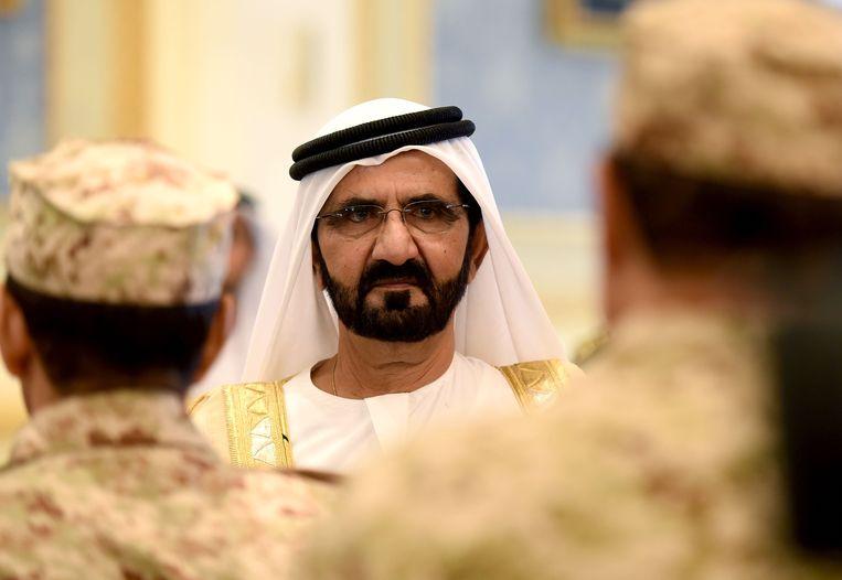 Sjeik Mohammed bin Rasjid Al Maktoum.