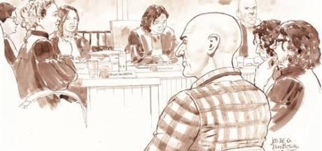 21 november 2016, vonnis - Jos de G. 5 jaar de cel in voor verkrachten Nicole van den Hurk, vrijspraak voor doodslag