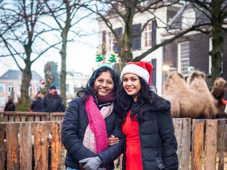'We zoeken een uniek souvenir om mee te nemen naar India'