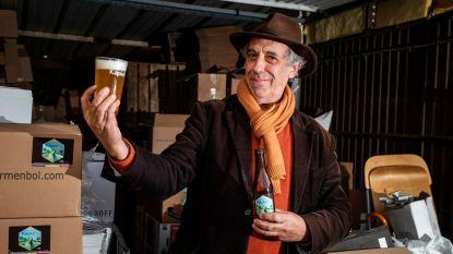 Nieuw bio-bier 't Kapke gelanceerd ten voordele van Ringland