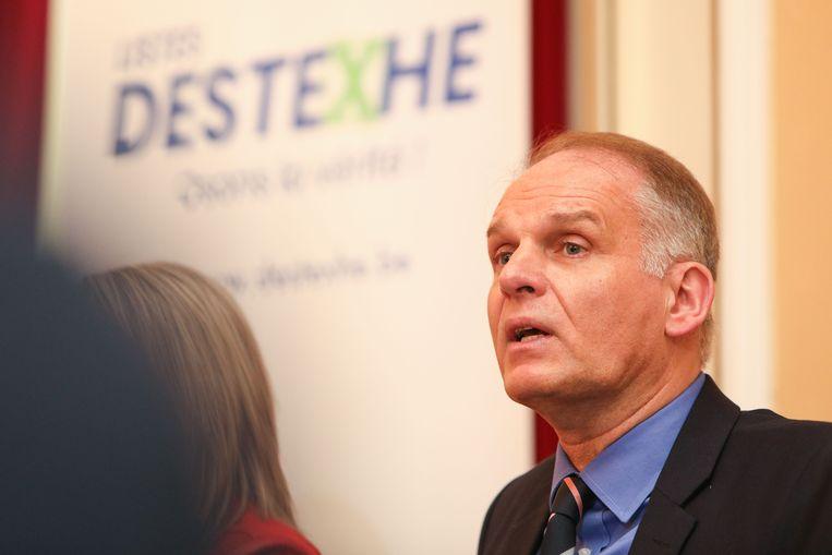 Alain Destexhe.