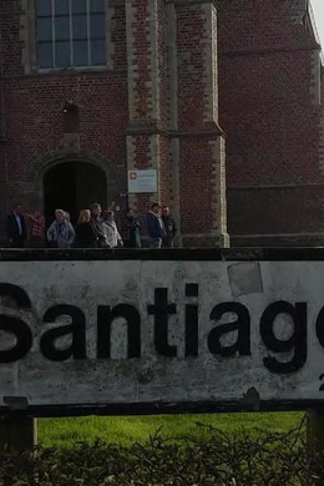 Philip Delfgaauw staakt zijn pelgrimstocht naar Santiago