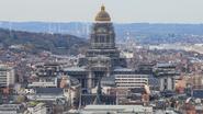 Brussels justitiepaleis blijft puur gerechtsgebouw