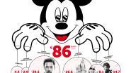 """Hoe Disney zijn bijna-monopolie wil uitspelen: """"Wij gaan de wereld van entertainment veranderen"""""""