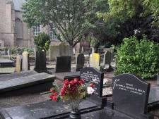 Geen begrafenissen meer op oude Begraafplaats Raamsdonk
