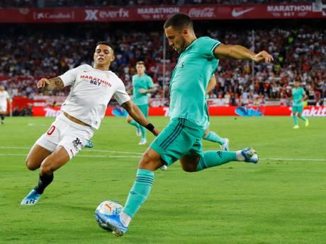Le Real Madrid retrouve le sourire à Séville
