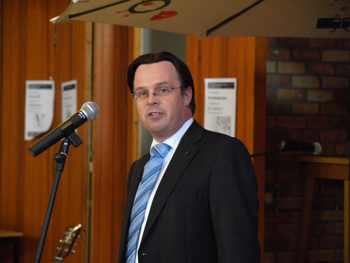 Burgemeester Eddy Bilder van de gemeente Zwartewaterland.