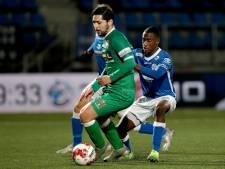 Hekkensluiter FC Dordrecht snakt naar overwinning