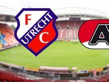 LIVE: FC Utrecht dicht bij verlenging, blessuretijd in Galgenwaard