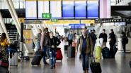 Vijf mensen onwel na openen koffer op Nederlandse luchthaven Schiphol
