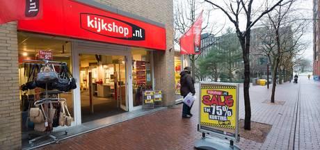 Alle winkels Kijkshop gaan dicht, dus ook in Tilburg, Den Bosch, Oss, Uden en Waalwijk