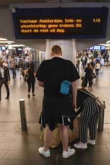 NS: grote treinstoring rond Amsterdam opgelost