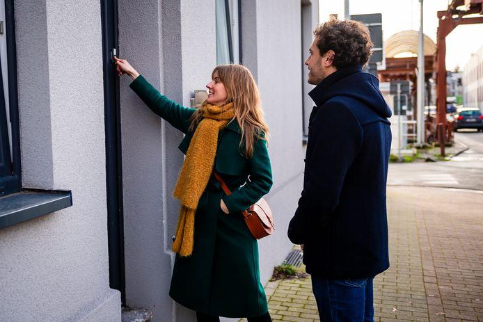Soors en Cogolati legden samen met onze journaliste hun oor te luister bij inwoners van Denderleeuw.