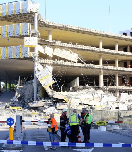 Jaar geleden stortte parkeergarage Eindhoven Airport in: geleerd van het 'debacle'