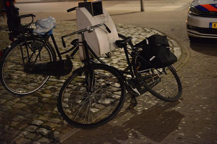 Ongeval Nieuwe Prinsenkade Breda.