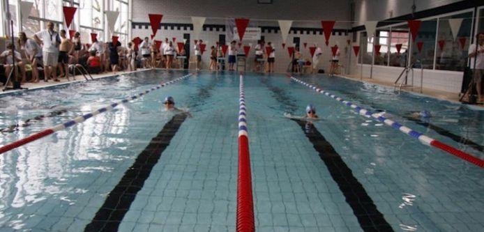 Het zwembad van Lichtervelde