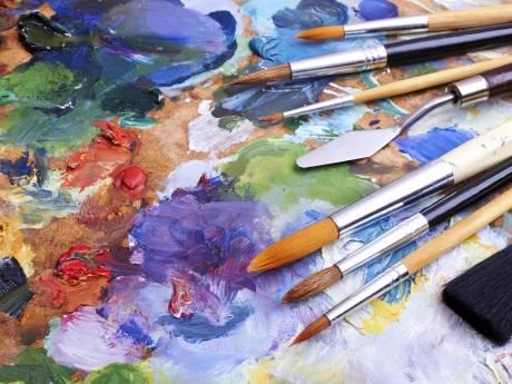 Kunst in Zicht Hoogeloon: 'Kunst moet af en toe gelucht worden'