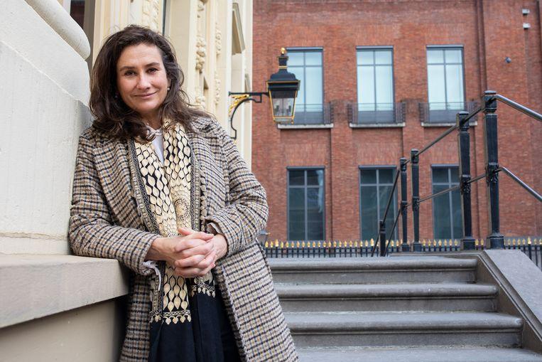 Martine Gosselink, de nieuwe directeur van het Mauritshuis in Den Haag. Beeld Mauritshuis