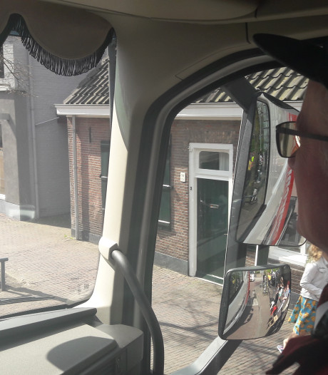 Toeterend door de regio met 270 vrachtwagens in de Truck Tour Tilburg