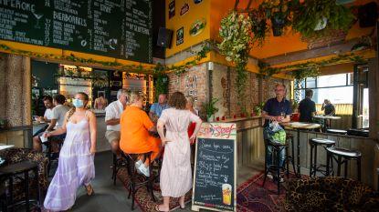 """Antwerpse horeca en cultuur reageren op nieuwe 'bijsturingen' Cathy Berx: van """"Het is een begin"""" tot """"We worden weer in snelheid gepakt"""""""