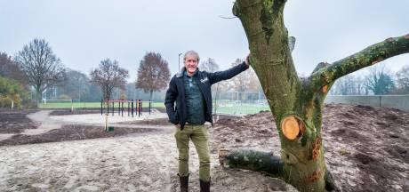 Voormalig voetbalveld VV Diepenheim transformeert in park voor mens en dier: 'Dit is de ideale plek'