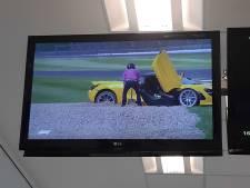 Hoe Norris een peperdure McLaren in het grind parkeerde