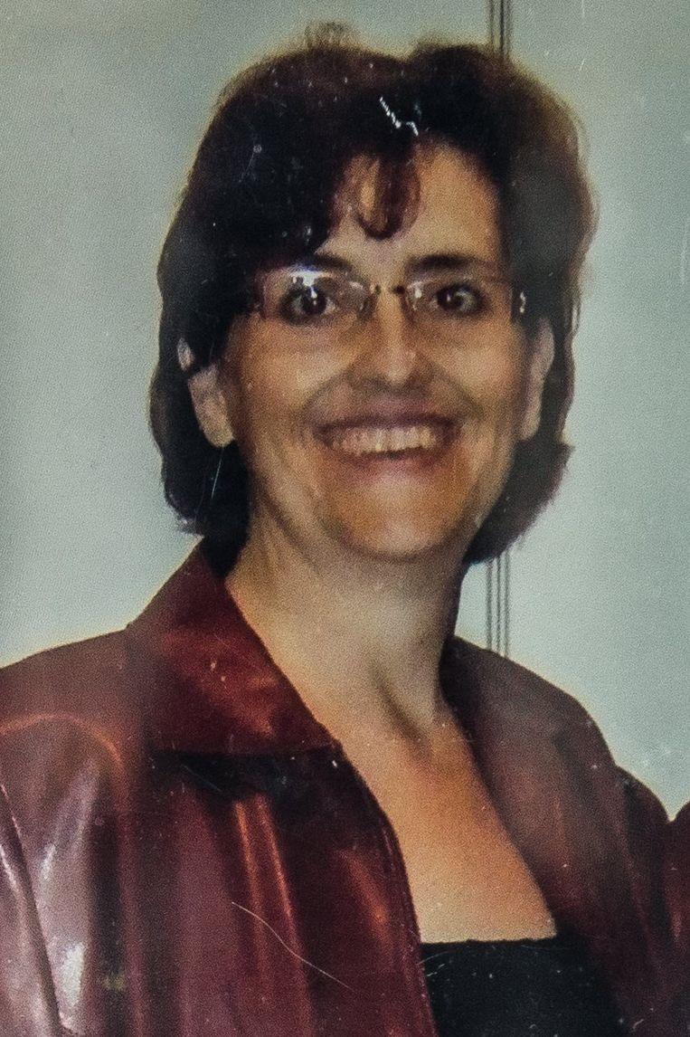 Slachtoffer Mildred Rowsell uit Canada. Zij woonde destijds net over de grens in Duitsland, waar haar man voor de NAVO werkte.