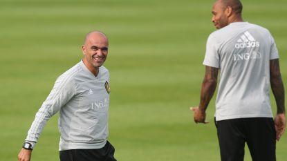 """Martínez is nu al fan van de Nations League en is blij met promotie Thierry Henry: """"Bewijs dat hij in deze kern gelooft"""""""
