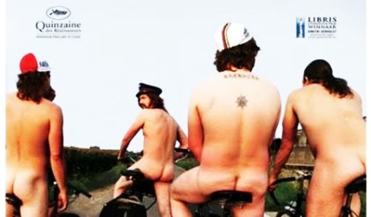 Poster van de Belgische speelfilm Helaasheid der Dingen. Beeld