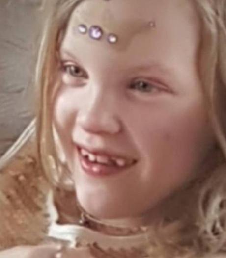 Ksenia Putter (9) uit Etten-Leur overleden