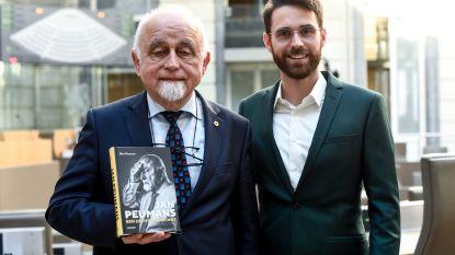 'Zachte anarchist' Jan Peumans stelt boek voor in Hotel Beveren
