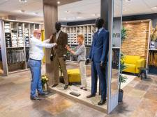Vier maanden na brand is Souburgse kledingzaak John's Men & Women weer open