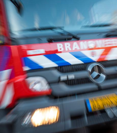 Kliko's in brand bij woning in Barneveld