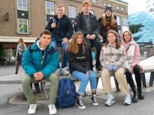 Deense, Spaanse en Litouwse scholieren kijken rond in Peel: Nederland is meer dan 'blond en wiet'