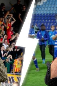 CLUBWATCHERS | PEC Zwolle en GA Eagles op weg naar bekerduels, IJsselderby terug aan voetbaltafel